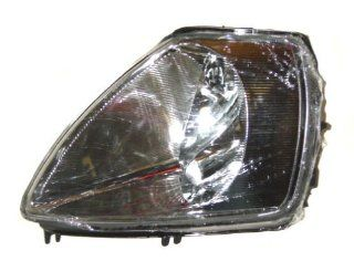 OE Replacement Mitsubishi Eclipse Passenger Side Headlight Assembly Composite (Partslink Number MI2503123) Automotive