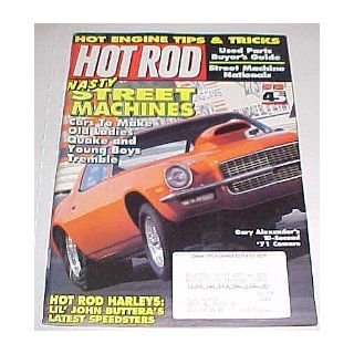 Hot Rod Magazine October 1993 Volume 46 Number 10 Car Hot Rod Books