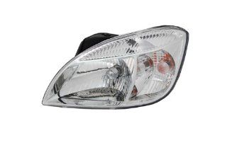 OE Replacement Kia RIO Driver Side Headlight Assembly Composite (Partslink Number KI2502142) Automotive