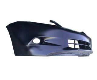 OE Replacement Honda Accord Front Bumper Cover (Partslink Number HO1000255) Automotive