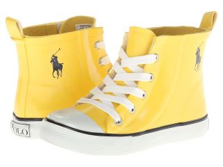 Polo Ralph Lauren Kids Bal Harbour Rain Boys Shoes (Yellow)