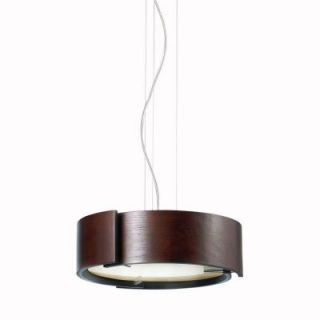 Eurofase Dervish Collection 3 Light Chrome Pendant 12530 021