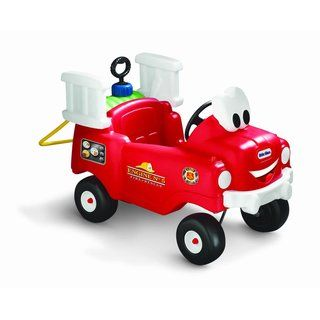 Little Tikes Spray & Rescue Fire Truck Little Tikes Ride Ons