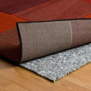 Future Foam 6 ft. x 8 ft. Premium Plush Rug and Carpet Area Rug Pad 150553557 68