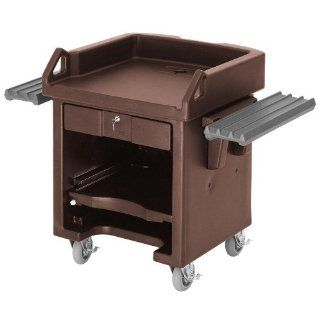 Cambro VCSWR 146 Versa Cart   With Dual Tray Rails, Standard Casters Kitchen & Dining