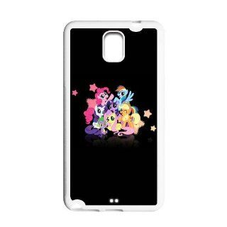 Personalized Case for Samsung Galaxy Note 3 N9000   Custom My Little Pony Picture Hard Case LLN3 131 Cell Phones & Accessories