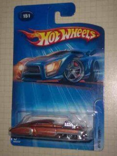 #2005 151 Evil Twin Lace Copper Wheels Collectible Collector Car Mattel Hot Wheels Toys & Games