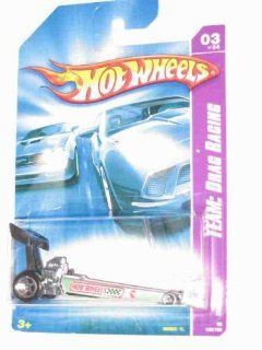 Drag Racing Series #3 Dragster Collectible Collector Car #2008 159 2008 Hot Wheels Toys & Games
