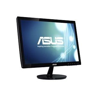 Asus VS197D P 18.5 inch Widescreen 50,000,0001 5ms VGA LED LCD Monitor (Black) Computers & Accessories