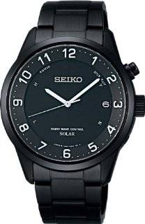 SEIKO Spirit Smart Men Solar Radio Wave Control Watch SBTM181 (Japan Import) Watches