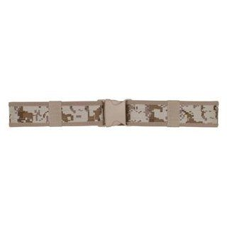 "Digital Desert Camouflage Tactical Duty Belt   L 40"" 44"" (Army, Military, Police, & Security Type)  Hunting Game Belts And Bags  Sports & Outdoors"