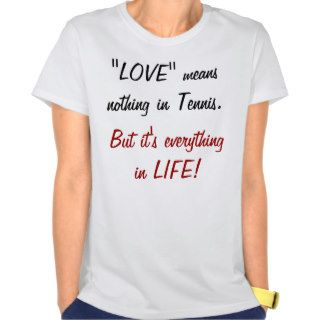 LOVE IS EVERYTHING TEE SHIRT
