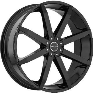 AKUZA WHEELS ZENITH GLOSS BLACK 5X110/5X115 +35   20X8.5 Automotive