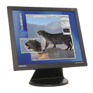 "Samsung SyncMaster 193S 19"" LCD Monitor (Black) Computers & Accessories"