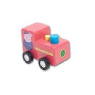 Peppa Pig's Pullbacks   Train Toys & Games