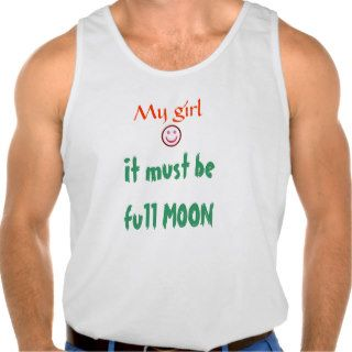 FULL MOON AFFECT EFFECT SHIRT