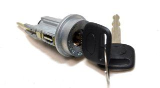 PT Auto Warehouse ILC 251L   Ignition Lock Cylinder with Keys Automotive