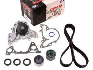 GMB Evergreen TBK287WP Mitsubishi 6G74 Timing Belt Kit w/ Water Pump Automotive