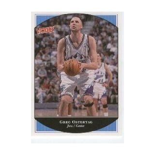 1999 00 Upper Deck Victory #261 Greg Ostertag Sports Collectibles