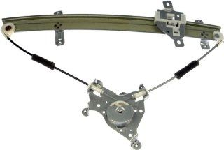 Dorman 740 272 Front Driver Side Replacement Power Window Regulator for Hyundai Sonata Automotive