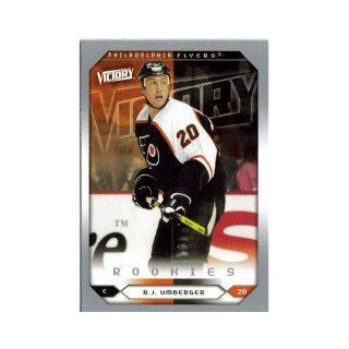2005 06 Upper Deck Victory #273 R.J. Umberger RC Sports Collectibles