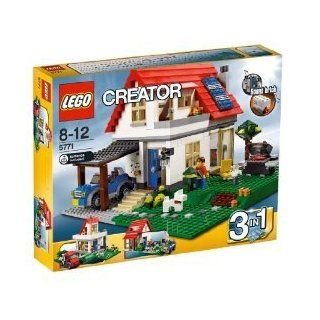 LEGO (LEGO) Creator Hillside House 5771 [parallel import goods] (japan import) Toys & Games