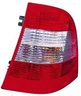 Depo 340 1904R US Mercedes Benz M Class Passenger Side Replacement Taillight Unit without Bulb Automotive