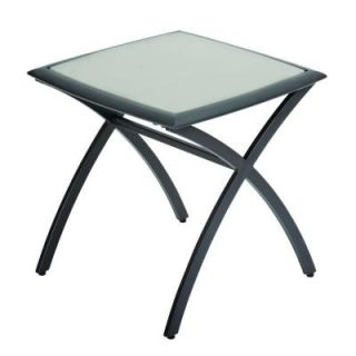 Hampton Bay Marwood Accent Patio Table 131 008 20ET