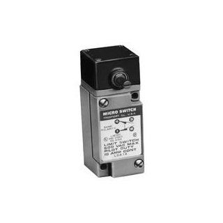 Honeywell LSL6C Switch, Limit, Heavy Duty, HDLS Plug In, 2NC/2NO, Lever Not Included, 10 Amps Electronic Components
