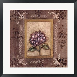 Hydrangea by Mindeli Framed Art, Size 26.375 X 26.375   Prints