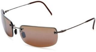 Maui Jim   Moana Metallic Gloss copper/HCL Bronze Sunglasses in Nylon (MJ H351 23) Clothing