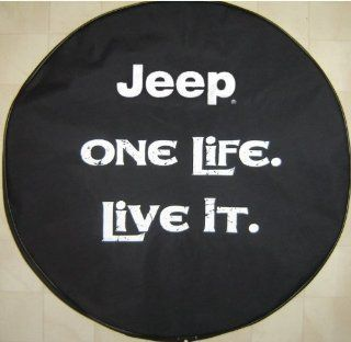 SpareCover� Brawny Series   Jeep� 32 One Life. Tire Cover Automotive