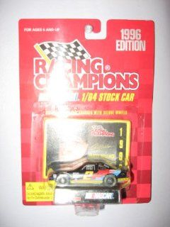 Racing champions 1/64 scale diecast stock car #2 Rusty Wallace with collectible card 1996 Edition Toys & Games
