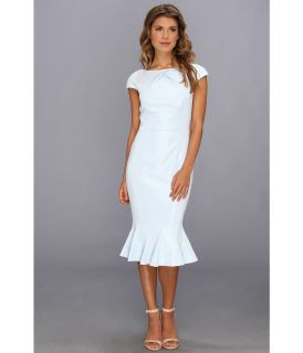 Ted Baker Ibbie Flare Skirt Dress Womens Dress (White)