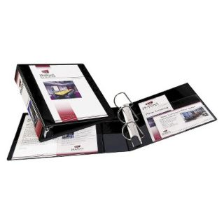 Avery Heavy Duty NonStick View Binder with One Touch Slant Rings, 2 Capacity