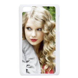 LVCPA Stylish Famous Star Taylor Swift Printed Hard Plastic Case Cover for Ipod Touch 4 (6.24)CPCTP_391_07 Cell Phones & Accessories