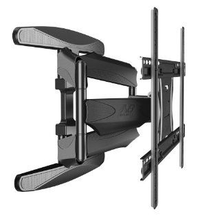 "Ultra slim Full Motion Articulating TV Wall Mount for LED, LCD, and Plasma Displays up to 70"" and 100lbs (E400) Electronics"