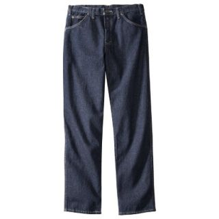 Dickies Mens Relaxed Fit Jean   Indigo Blue 38x36