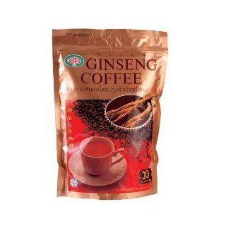 12x Super 3in1 Ginseng Coffee 400 G Bag Wholesale Price Made of Thailand  Coffee Substitutes  Grocery & Gourmet Food