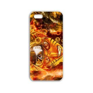 Custom Designer Apple Iphone 5/5S Case Cover Anime Series naruto shippuden x Anime Series wallpaper of Fashion Cellphone Shell For Lady Cell Phones & Accessories
