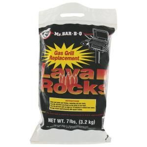 Mr. Bar B Q 7 lb. Lava Rock 05002