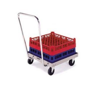 Lakeside 452   20 in Square Platform Rack Dolly w/ 400 lb Capacity, Stainless Sports & Outdoors