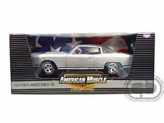 1970 Chevy Monte Carlo SS 454 1/18 Toys & Games