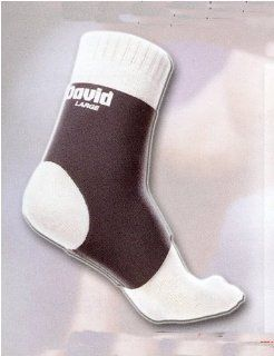 McDavid 435 Ankle Support Sleeve Black Small Sports & Outdoors