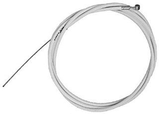 Odyssey Linear Slic White Brake Cable/Housing Set  Bike Shift Cables And Housing  Sports & Outdoors