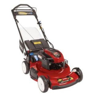 Toro Personal Pace Recycler 22 in. Variable Speed Self Propelled Gas Lawn Mower with Electric Start (50 State Engine) 20334