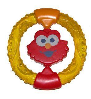 Baby Water Filled Teether Teething Toy Elmo Sesame Street Toys & Games