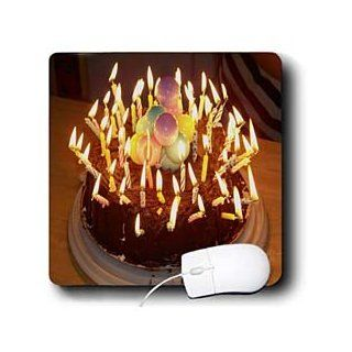 mp_14181_1 Rebecca Anne Grant Photography Foods   Cake With Lots Of Candles   Mouse Pads Computers & Accessories