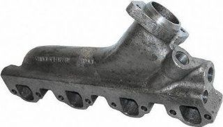 93 96 FORD ECONOLINE VAN e150 e250 e350 e450 EXHAUST MANIFOLD VAN, 8 Cyl, 460 CID (7.5L), Exc. Calif, HD Club Wagon / Super Model, LH, HOL#327 1699AL (1993 93 1994 94 1995 95 1996 96) F960733 F4TZ9431 Automotive