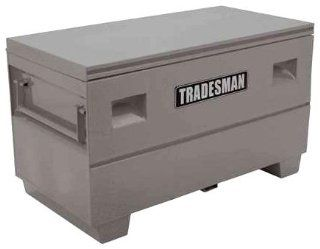"Lund/Tradesman TST4827 48"" Grey Steel Job Site Tool Box Automotive"
